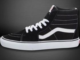 vans正品鉴别:如何判断vans鞋真假,范斯万斯如何识别真假