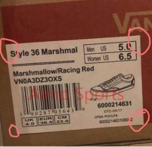 怎么样才能买的正品vans鞋子?对于vans真假应该怎么样去辨别