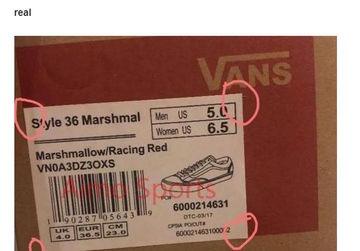 「图文」看看就知道:如何鉴定vans范斯真假?vans衣服怎么鉴定真假?