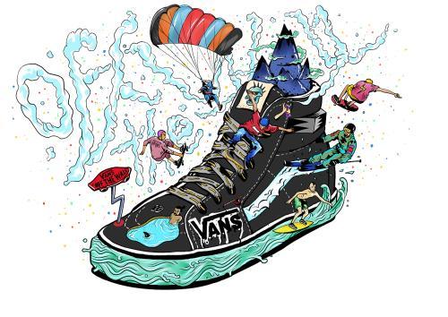【科普】【小知识】如何辨别vans鞋的真假?几个鉴定鉴定vans鞋子方法