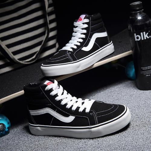 【图文】【解答】:vans style 36和VANS Old Skool经典款鉴定辨别方法